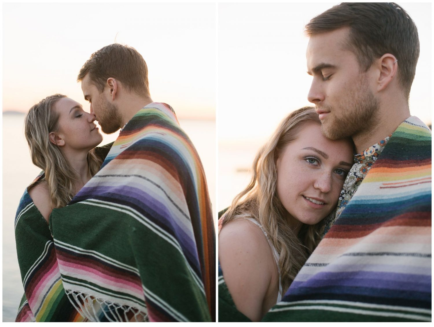 Engagement Photos at Deception Pass, Rosario, Whidbey Island
