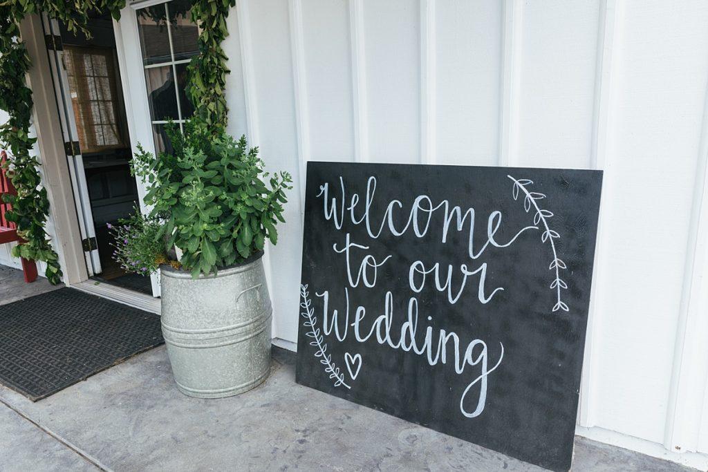 Bostic Lake Ranch Wedding venue details