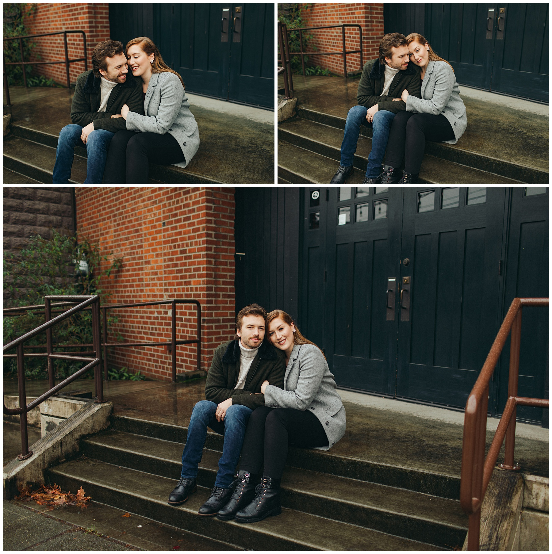 Georgetown Engagement Photos